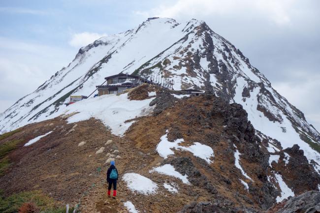 GW八ヶ岳赤岳残雪-36