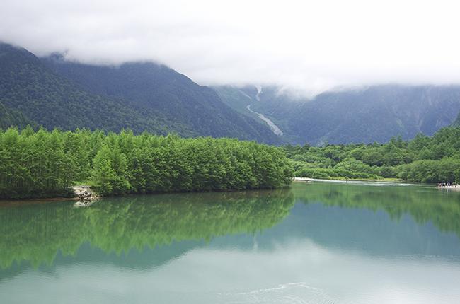 大正池1507-4
