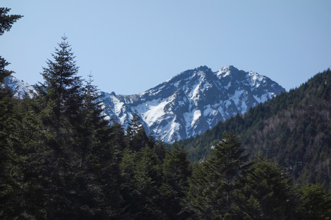 GW八ヶ岳赤岳残雪-14
