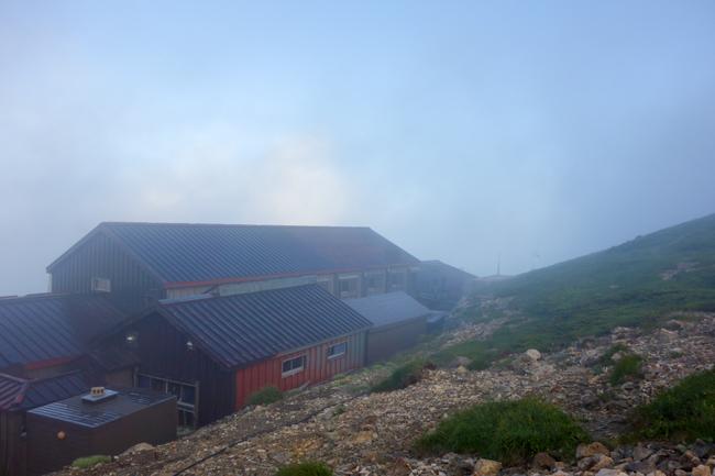 白馬岳テント泊20180805-2