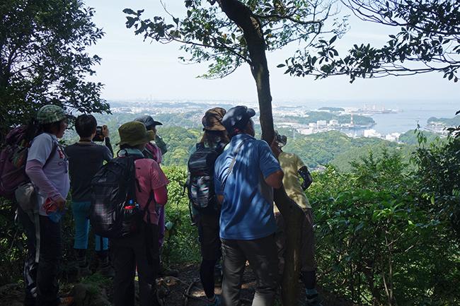 三浦アルプス乳頭山1505-5