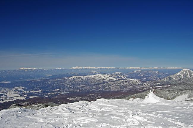 1501西天狗岳山頂
