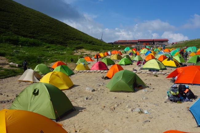 山岳テント2人用候補