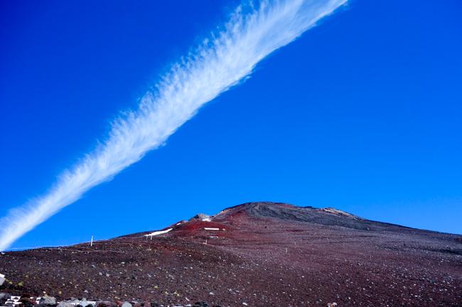 富士登山6月-19