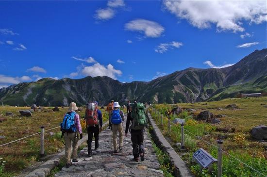 立山登山140922