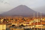 ミスティ山 (標高5822m) ペルー1409