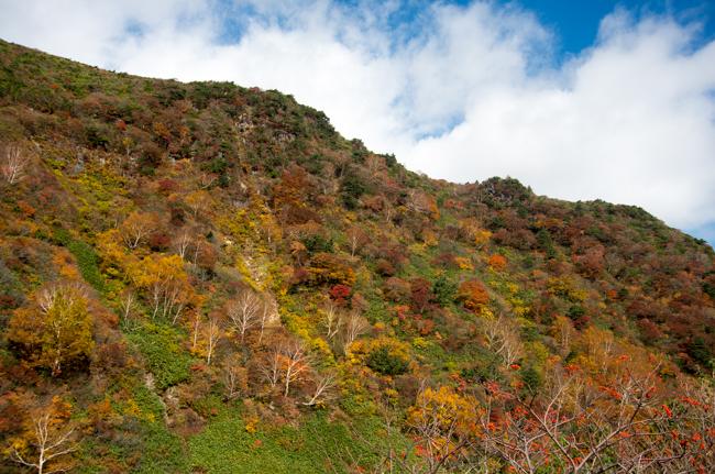 安達太良山紅葉10月-36