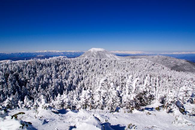 八ヶ岳北横岳冬-14