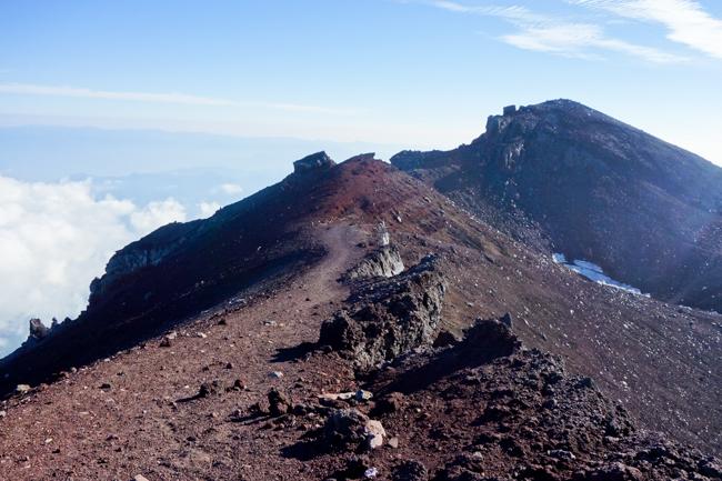 富士登山6月-15