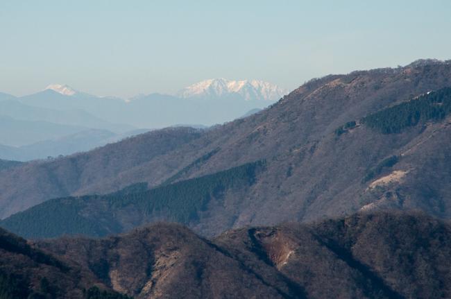 秦野弘法山から大山-31