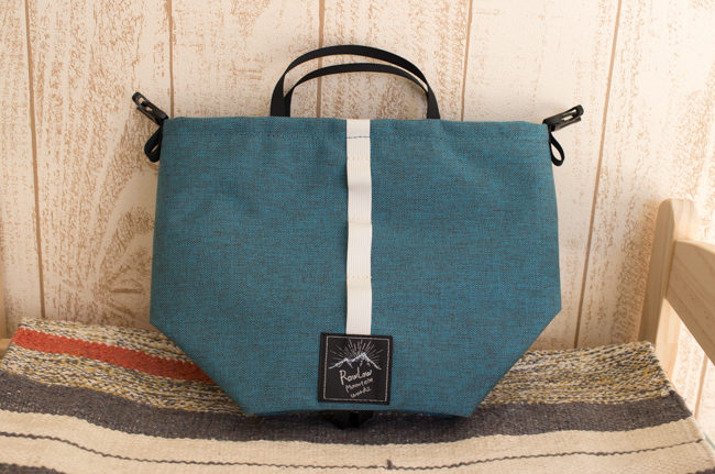 山や旅のお供に!RawLow Mountain Works TABITIBI TOTE