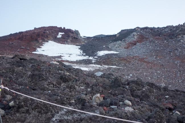 富士登山6月-7