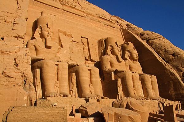 エジプト4 アブシンベル大神殿