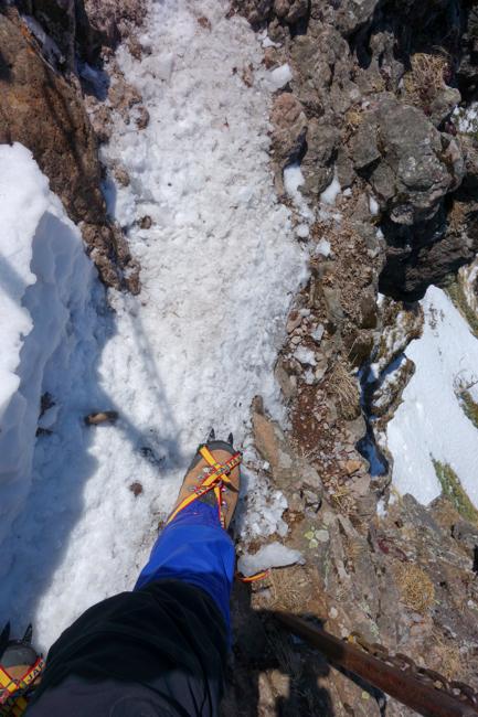 GW八ヶ岳赤岳残雪-30
