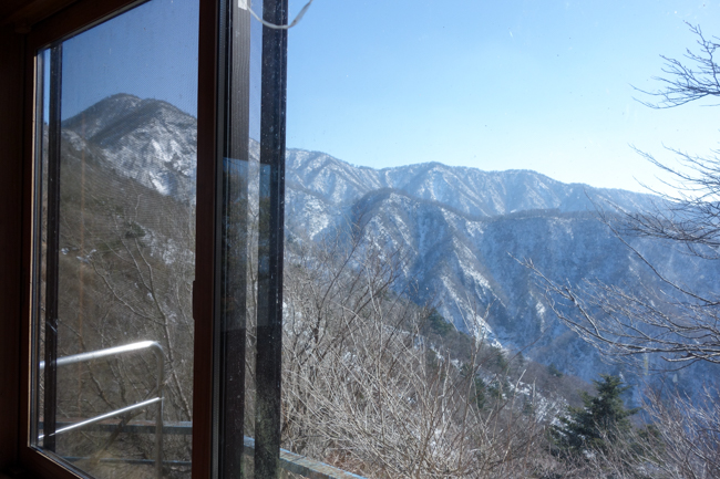 西丹沢大室山の冬-35