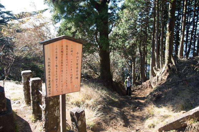 秦野弘法山から大山-28