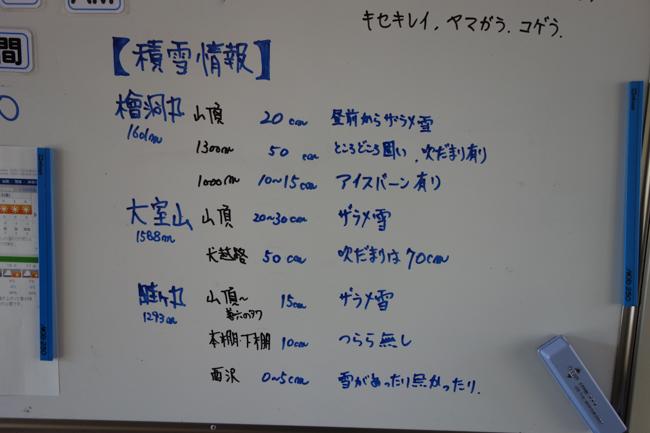 西丹沢大室山の冬-41