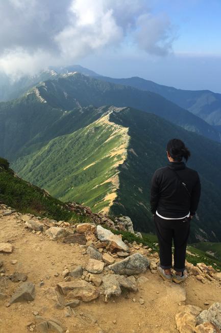 IMG_2578燕岳〜大天井