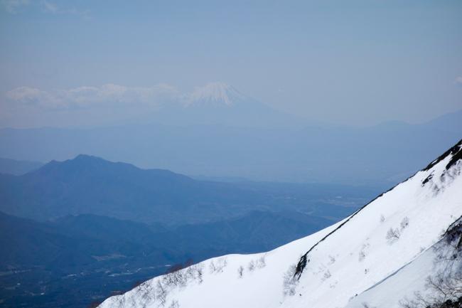 GW八ヶ岳赤岳残雪-27