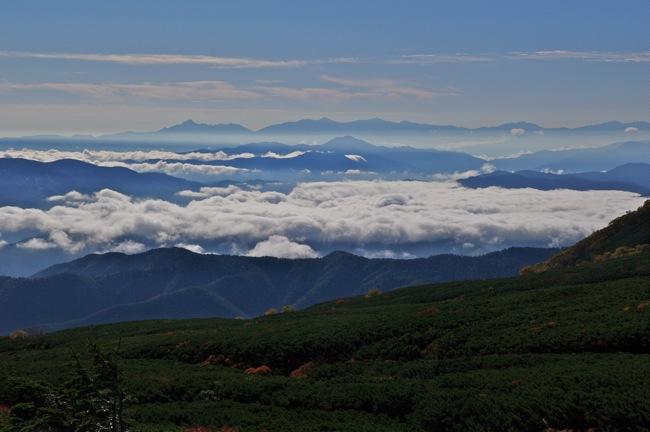 1210乗鞍岳登山道3