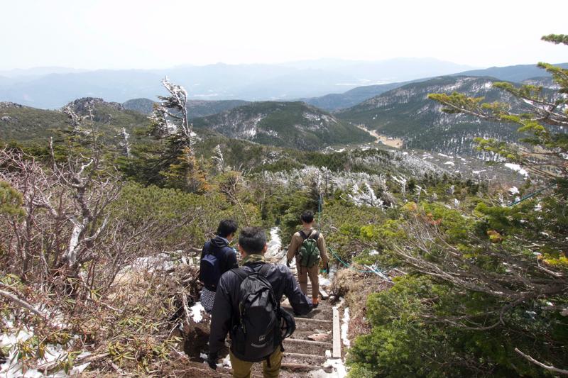縞枯山〜北横岳-39