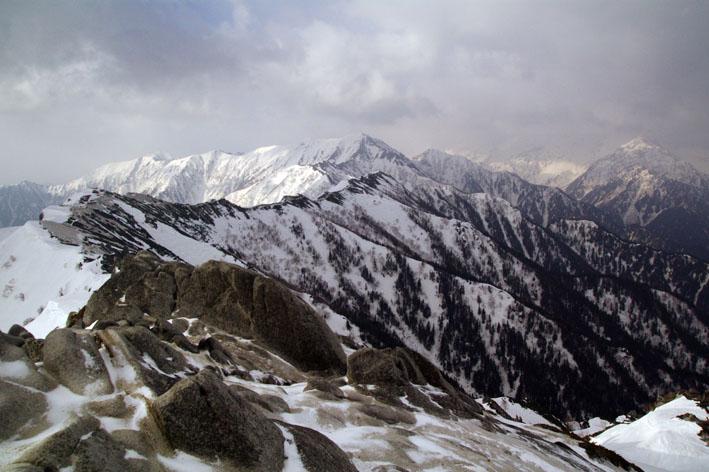 燕岳GW DAY2-12