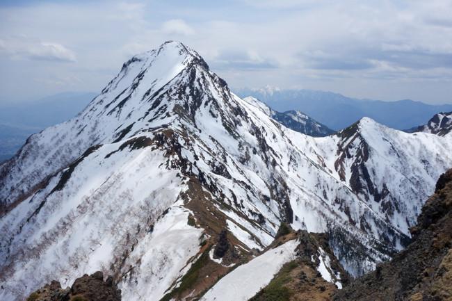 GW残雪の南八ヶ岳縦走(硫黄岳〜横岳〜赤岳)