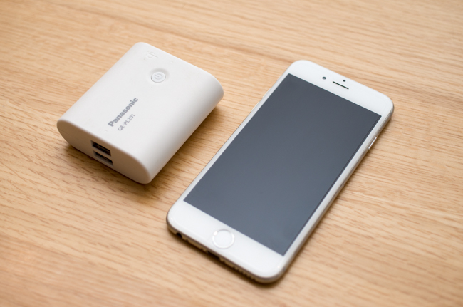 登山用モバイルバッテリー-5