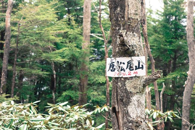 笠取山〜将監小屋1605-19