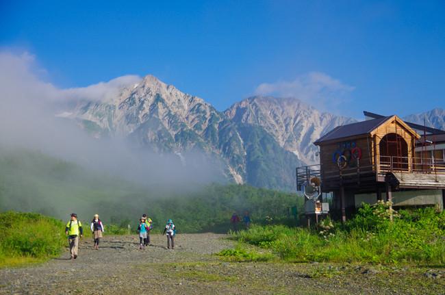 1508唐松岳 五竜-6
