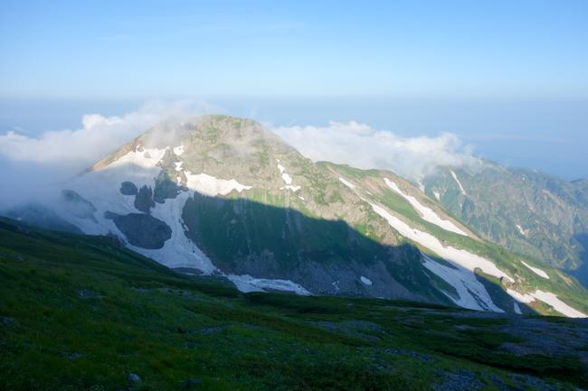 白馬岳テント泊20180805-7