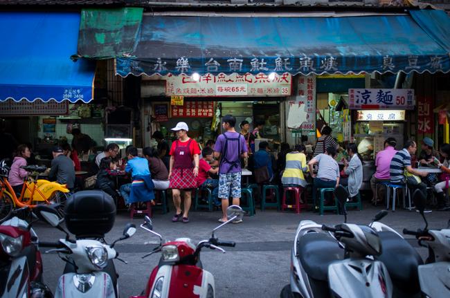 週末台湾旅行 その3 台北市内食散歩
