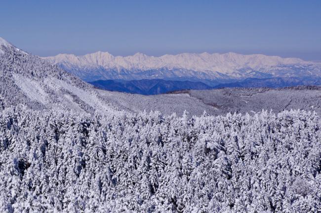 八ヶ岳北横岳冬-15