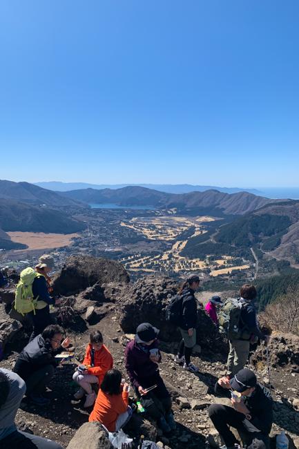 箱根外輪山トレラン-6