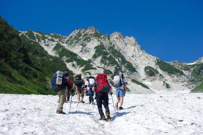 白馬岳テント泊201808-3