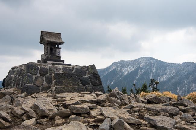 四阿山と根子岳GW縦走-8