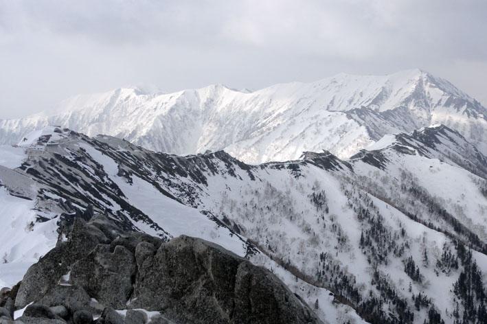 燕岳GW DAY2-5