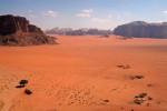 月の砂漠 ヨルダン