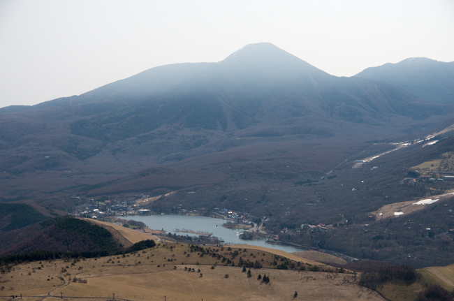 霧ヶ峰2016.4月-8
