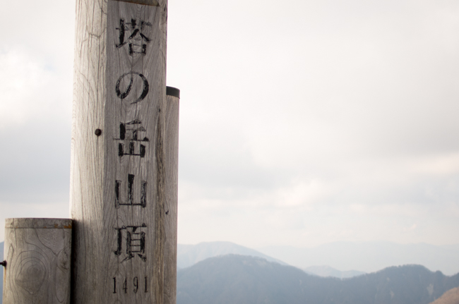 丹沢長尾尾根-28