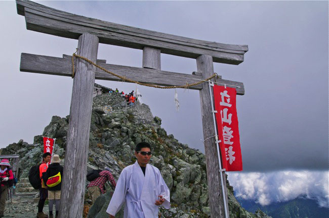 立山参拝2