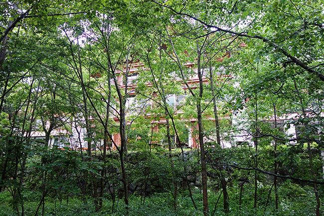 上高地アルペンホテル温泉1507-6