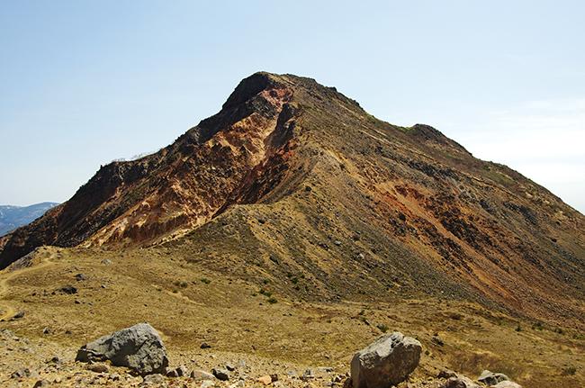 磐梯山櫛が岳1505