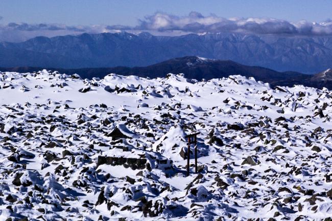 蓼科山12月冬-18