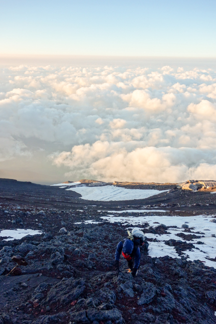 富士登山6月-9