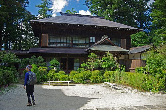 高水山 常福寺1409