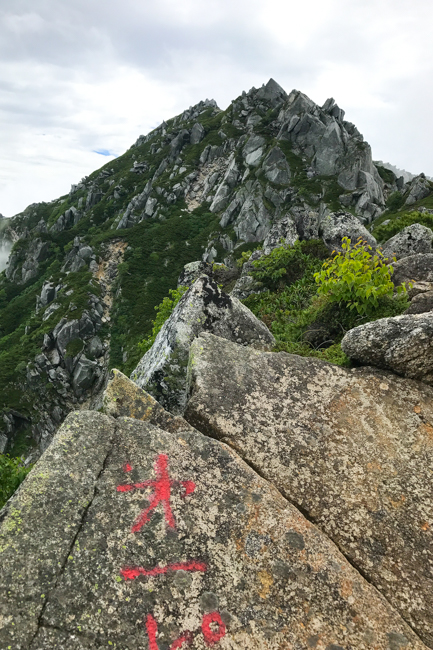 木曽駒〜空木岳縦走テント-36