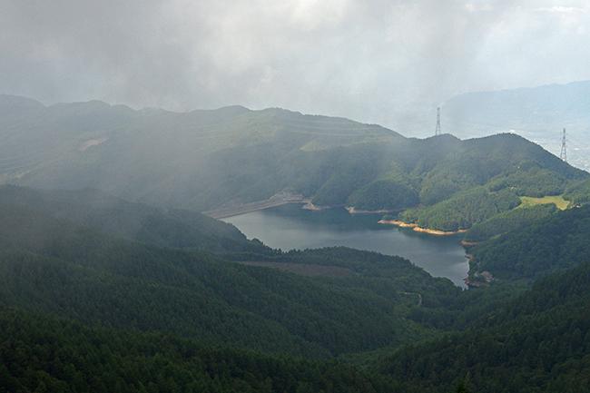 大菩薩湖 1409