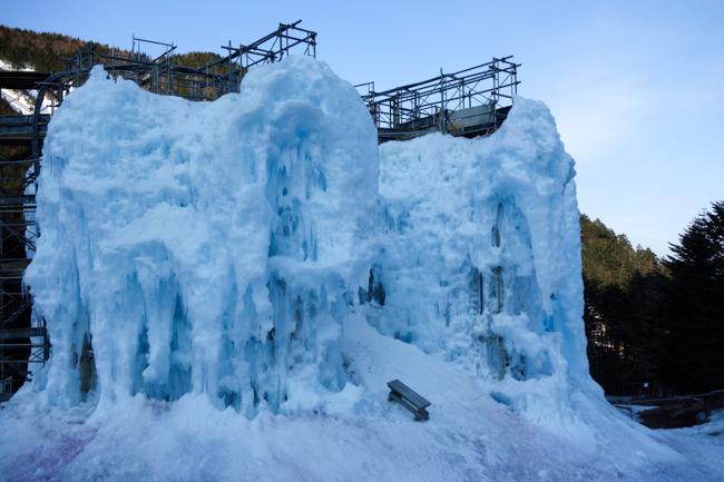 GW八ヶ岳赤岳残雪-12