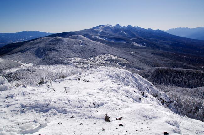 八ヶ岳北横岳冬-19